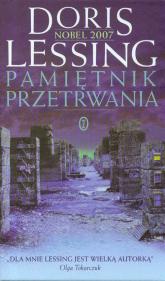 Pamiętnik przetrwania - Doris Lessing | mała okładka