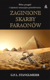 Zaginione skarby faraonów - G.F.L Stanglmeier   mała okładka