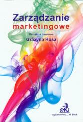 Zarządzanie marketingowe -  | mała okładka