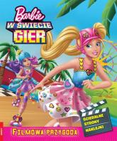 Barbie w świecie gier  Filmowa przygoda SSF-101 -    mała okładka