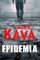 Epidemia - Alex Kava | mała okładka