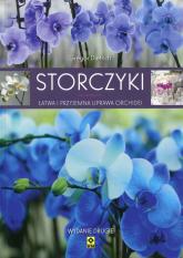 Storczyki Łatwa i przyjemna uprawa orchidei - Gregor Dietrich | mała okładka