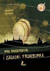 Pan Samochodzik i zagadki Fromborka - Zbigniew Nienacki   mała okładka