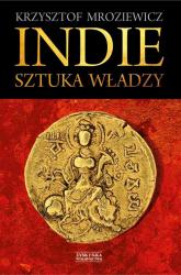 Indie Sztuka władzy - Krzysztof Mroziewicz | mała okładka