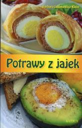 Potrawy z jajek - Barbara Jakimowicz-Klein | mała okładka