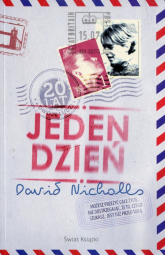 Jeden dzień - David Nicholls | mała okładka