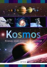 Kosmos Poznaj jego sekrety i tajemnice - Mariusz Lubka   mała okładka