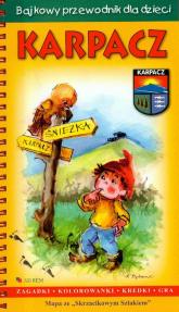 Bajkowy przewodnik dla dzieci Karpacz -  | mała okładka
