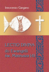 Lectio Divina 26 Do Ewangelii Św Mateusza 4 - Innocenzo Gargano   mała okładka