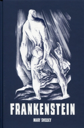 Frankenstein, czyli współczesny Prometeusz - Mary Shelley | mała okładka