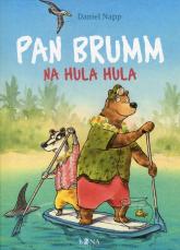 Pan Brumm na Hula Hula - Daniel Napp | mała okładka
