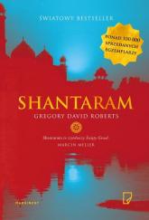 Shantaram - Roberts Gregory David | mała okładka