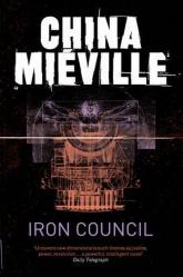Iron Council - China Mieville | mała okładka