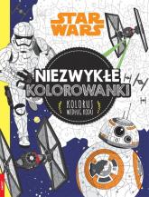 Star Wars Niezwykłe kolorowanki Koloruj według kodu KO-2 -    mała okładka