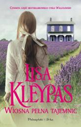 Wiosna pełna tajemnic - Lisa Kleypas | mała okładka
