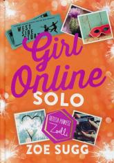 Girl Online solo - Zoe Sugg | mała okładka