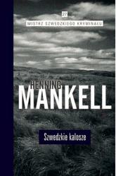 Szwedzkie kalosze - Henning Mankell | mała okładka
