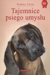 Tajemnice psiego umysłu - Stanley Coren   mała okładka