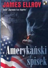 Amerykański spisek - James Ellroy | mała okładka