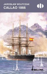 Callao 1866 - Jarosław Wojtczak | mała okładka
