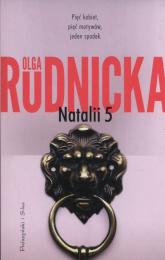 Natalii 5 - Olga Rudnicka | mała okładka