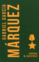 Generał w labiryncie - Marquez Gabriel Garcia   mała okładka