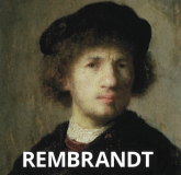 Rembrandt - Daniel Kiecol   mała okładka