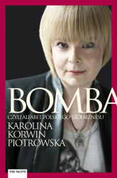 Bomba Alfabet polskiego szołbiznesu - Karolina Korwin-Piotrowska | mała okładka