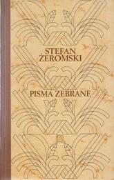 Pisma zebrane Dzieje grzechu t. 1 - Stefan Żeromski | mała okładka