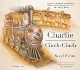 Charlie Ciuch-Ciuch - Beryl Evans   mała okładka