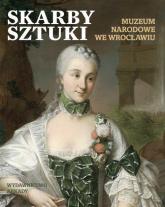 Skarby sztuki Muzeum Narodowe w Wrocławiu -  | mała okładka