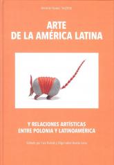 Arte de la América Latina y relaciones artísticas entre Polonia y Latinoamerica - zbiorowa Praca | mała okładka