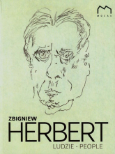 Ludzie People - Zbigniew Herbert | mała okładka