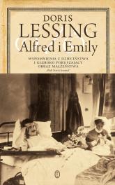 Alfred i Emily - Doris Lessing | mała okładka