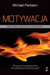 Motywacja Metoda sześciu kroków - Pantalon Michael V. | mała okładka