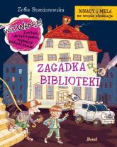 Zagadka biblioteki - Zofia Staniszewska   mała okładka