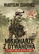 Misjonarze z Dywanowa Część 4 Hiena - Władysław Zdanowicz   mała okładka