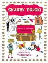 Skarby Polski - Wiśniewski Krzysztof, Myjak Joanna | mała okładka