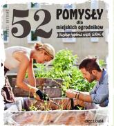52 pomysły dla miejskich ogrodników - Bärbel Oftring | mała okładka