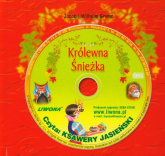 Królewna Śnieżka Słuchowisko na płycie CD - Grimm Jakub, Grimm Wilhelm | mała okładka