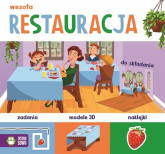 Wesoła restauracja - zbiorowa praca | mała okładka