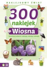 300 naklejek Wiosna Naklejkowy świat -  | mała okładka