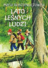 Lato leśnych ludzi - Maria Rodziewiczówna | mała okładka
