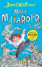 Mały miliarder - David Walliams   mała okładka