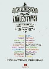 Biuro myśli znalezionych Rozmowy Marcina Zaborskiego - Marcin Zaborski | mała okładka