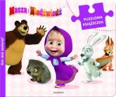 Masza i Niedźwiedź Kim dziś zostanę Puzzlowa -  | mała okładka