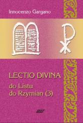 Lectio Divina 17 Do Listu do Rzymian 3 - Innocenzo Gargano   mała okładka