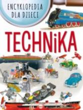 Encyklopedia dla dzieci. Technika -  | mała okładka