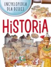 Encyklopedia dla dzieci Historia -  | mała okładka