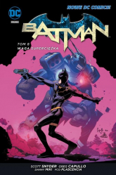 Batman Waga superciężka Tom 8 - Scott Snyder | mała okładka